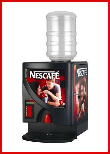 Nescafe Triple Four Option Tea Coffee Vending Machine