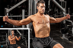 High Rep Chest Shoulder And Triceps Blast Fitness Club
