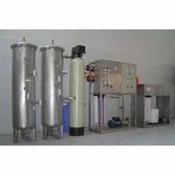 Water Bottling Plant - Pet Bottle Cooling Tunnel Unit