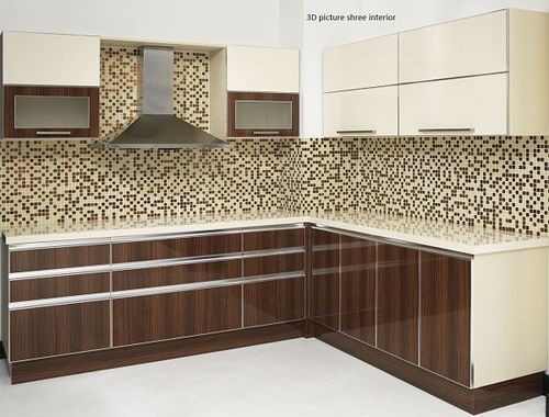 Modular Kitchen Furniture Kitchen Wall Cabinet Manufacturer From Navi Mumbai