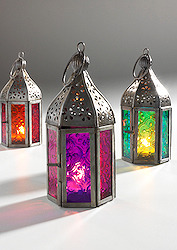 Moroccan Table Lanterns
