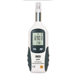 Temperature Humidity DEW POINT Meters