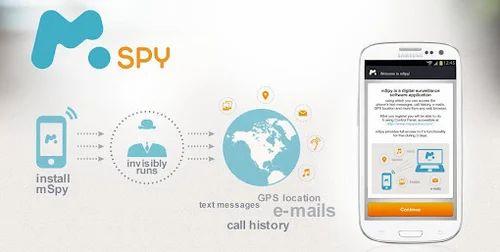 Spy Software for Smartphones, Mobile Tracker Software, Spy