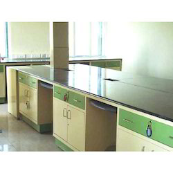 Lab Tables With Drawers