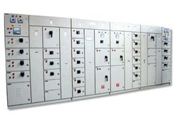 Sheet Metal Power Control Centre Panel