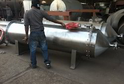 SS Heat Exchanger for Food Processing