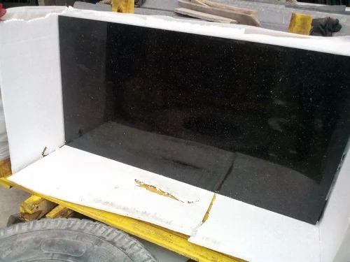 Granite Slabs Black Galaxy Manufacturer From Mumbai