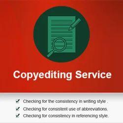 Copy Editing Service