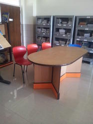 Library Study Table