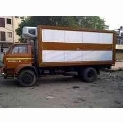 Frozen Food Transport Service