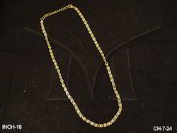 Copper / Brass Traditional Delicate Antique Chain