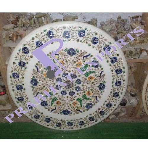 Inlay Tops Antique Marble Inlay Table Top Manufacturer