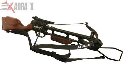 Jaguar Recurve Wooden Crossbow Kit