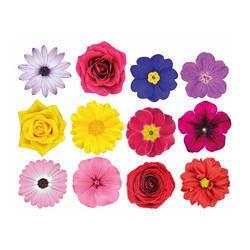Flower stickers at rs 150 set flower sticker id 14181194812 how it works mightylinksfo