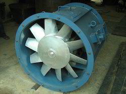 0.25 Hp To 100hp Vane Axial Cooling Fans