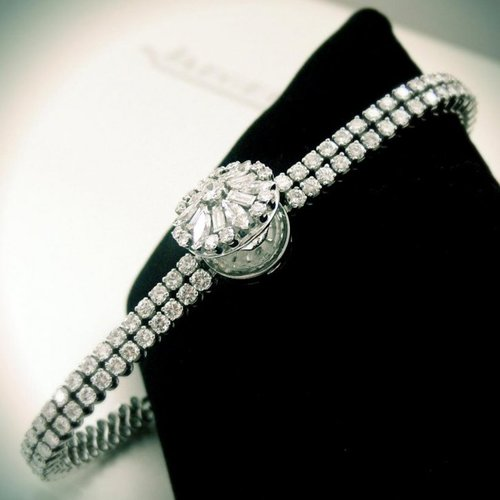 Designer Diamond Bracelet Heere Ke Kangan Diamond s Heritage