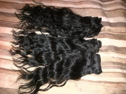 Indian Virgin Remy Wavy Hair Weave