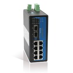 DIN Rail Gigabit Ethernet Switch