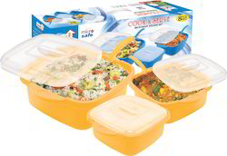 Cook N Serve Square 8 Pcs Set