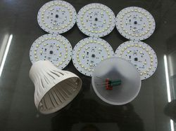 Fibre Plate PP Body Led Raw