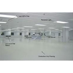 Clean Room Project Services