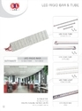 LED Rigid Bar & Tube