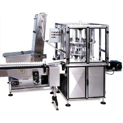 G-tech Stainless Steel Bottle Capping Machines, Power : 78kW