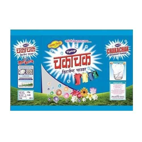Detergent Powder Packaging Pouch