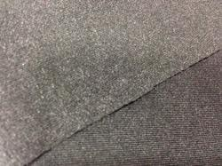Peached Polyester Spandex Fabric