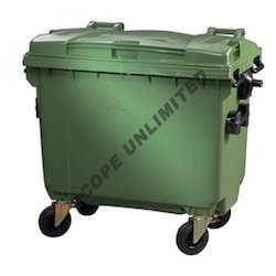 Outdoor Wheeled Dustbins