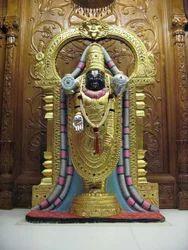 Marble Tirupati Bala Ji Statue