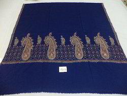 Hand Embroidered Woolen Shawls