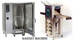 Biscuits Bakery Machine