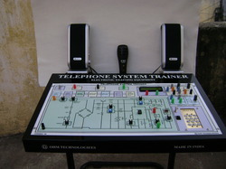 Cordless Telephone System Trainer