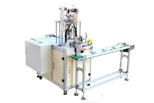 Face Ear Automatic Mask Loop Machine Stitching