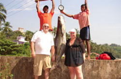 Light Off Shore Fishing Package Tour