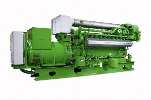 Gas Engine Generators, गैस इंजन जनरेटर - View