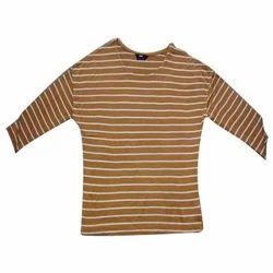 Ladies Stripes T-Shirt