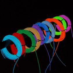 Printed Lights Wires
