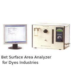 Bet Surface Area Analyzer