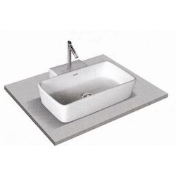 table top wash basins roca basin table top manufacturer from new delhi - Roca Wash Basin