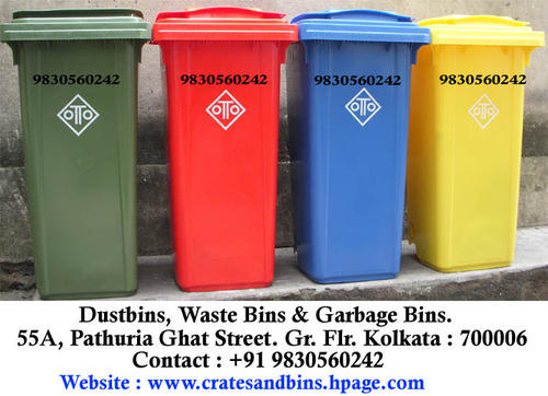 Foot Pedal Bio Medical Dustbin View Specifications