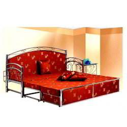 Stainless Steel Sofa Bed Ss Sofa Bed Latest Price Manufacturers