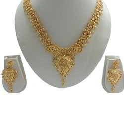 Designer Forming Necklace View Specifications Details Of Gold Jewellery By Ajanta Manufacturers Mumbai Id 4575848948