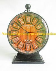 Table Antique Clock