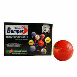Bumper Hockey Turf Ball