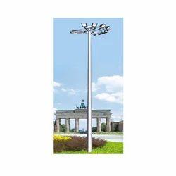 Tubular High Mast Pole