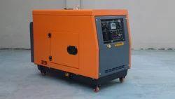 Diesel Silent Portable Generator