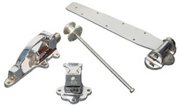 Door Latches and Hinges