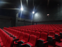 Cinema Hall Interior